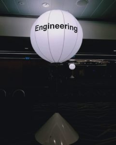 Balloon Signage for hire