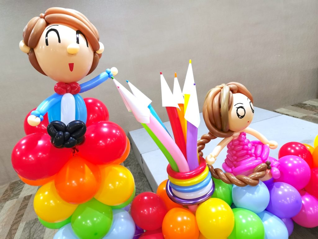 Kids Balloon Decorations Singapore
