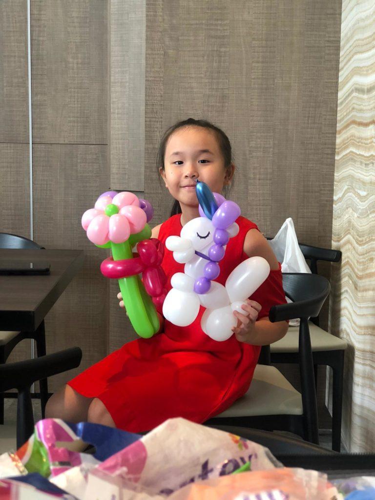 Balloon Sculpture Singapore