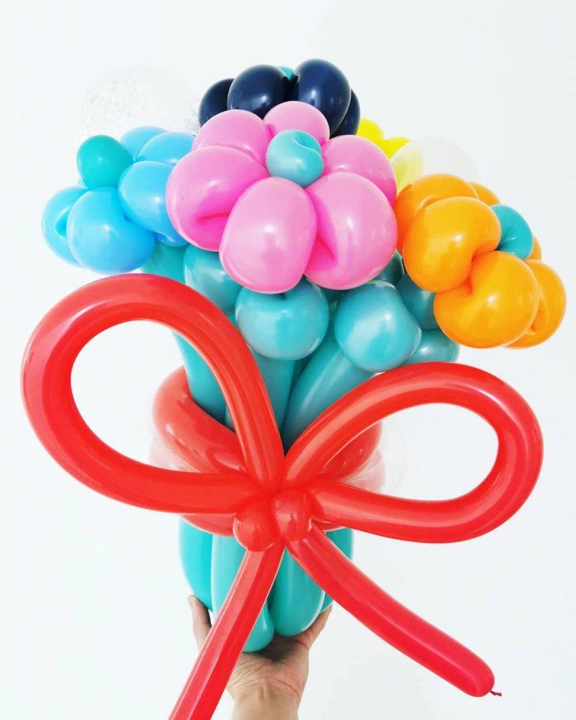 Classic Balloon Flower Bouquet
