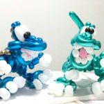 Balloon Dinosaur Scuptures