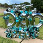 Balloon Letter Deocration