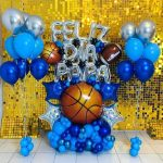 Balloon Letters Decoration