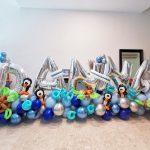 Balloon Name Deocrations Singapore