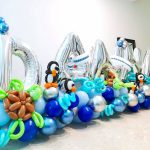 Balloon Name Letters Decorations Singapore