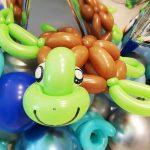Balloon Turtle Sculpture