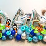 Customised Balloon Name Decoration
