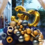 Foil Balloon Number Delivery Singapore