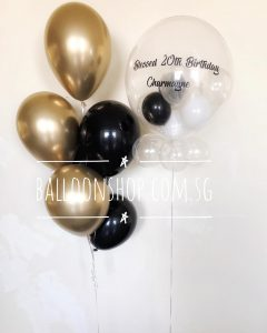 Affordable personalised balloons