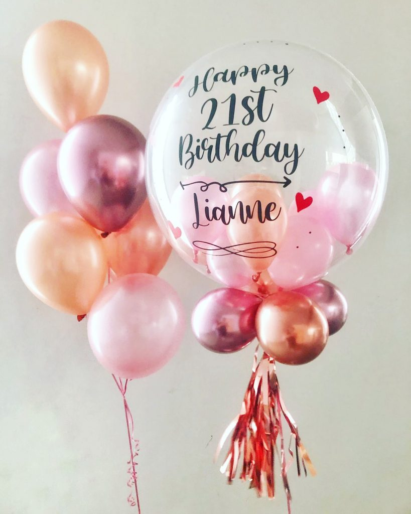 Balloons Singapore