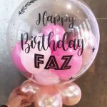 Customise balloon for gifts Singapore