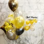 Customised balloon delivery in Singapore