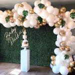 Green wall for events rental