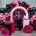 Balloon garland decorations