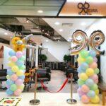 balloon column for events