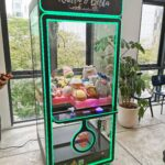 Customised Claw Machine for rental