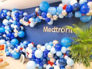 Organic Balloon Garland Decorations Singapore