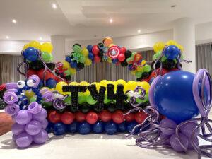 Alien Theme Balloon Decoration Singapore