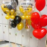 Bubble Helium Balloon Delivery in Singapore