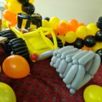 Construction Theme Balloon Sculpture