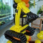 Construction Theme Balloon Sculpture Singapore
