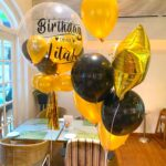 Customised Bubble Helium Balloon Delivery