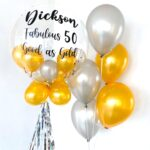 Personalised Balloon Delivery 1
