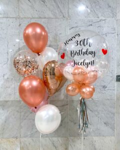 customise the words on balloon for events e1615549671824