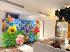 Birthday Party Balloon Decoration Singapore