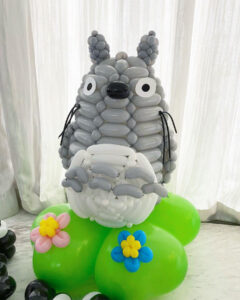 Totoro Balloon Sculpture Delivery Singapore