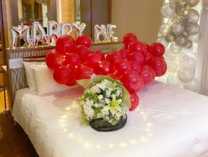 Flower and Balloon Proposal