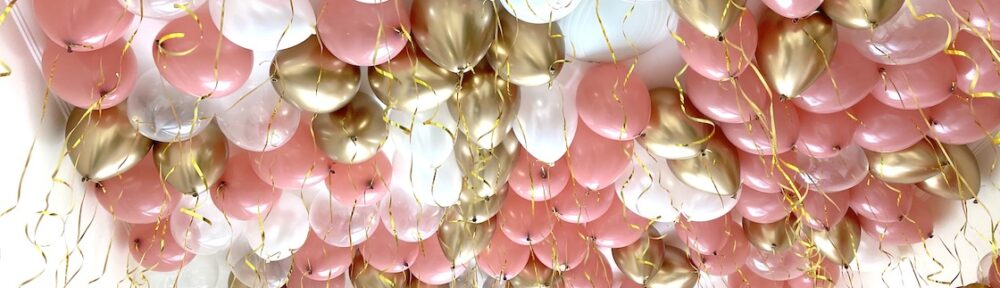 Helium Balloons Delivery in Singapore