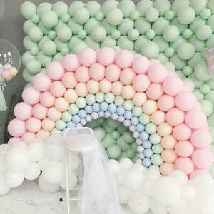 Standard Pastel Rainbow Balloon Sculpture