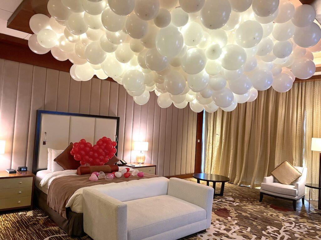 Baloon Cloud Decoration Singapore